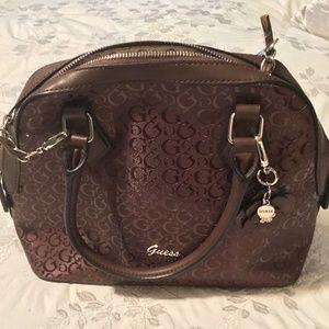 Guess handbag/cross body purse